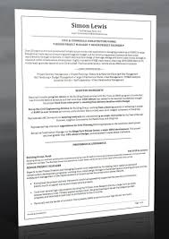 examples of resumes example resume two page samples with regard