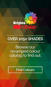 plastic emulsion brighto paints