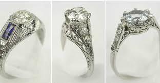 edwardian style engagement rings engagement rings
