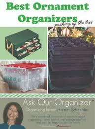 ornament storage diy ornament organizer to create your own