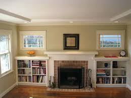 Bookcases Ideas Bookcase Fireplace Surround With Built In Bookcases Fireplace
