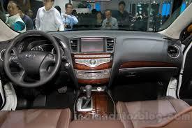 infiniti interior 2015 infiniti qx50 interior at the guangzhou auto show 2014