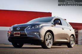 lexus rx hybrid used used lexus rx 450h at rocky mountain eurosport serving denver co