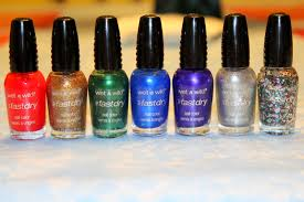 wet n wild nail polish review with swatches u0027vanessa jhoy blog