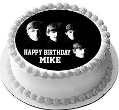 beatles cake toppers beatles edible cake topper cupcake toppers edible prints on