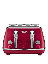 Morphy Richards Accent Toaster Red Red Kettles U0026 Toasters Electricals Www Very Co Uk