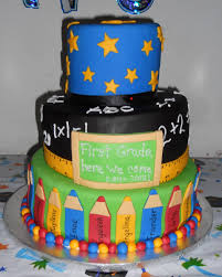 kindergarten graduation cakes by marien u0027s blog