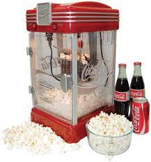 Old Fashioned Popcorn Machine Retro Looking Popcorn Machine Us Machine Com