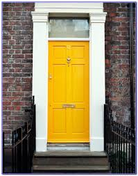 best yellow paint color for front door painting home design