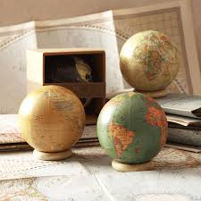 Small Desk Globe Small World Globe On Ring Stand