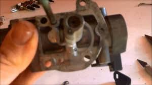 how to rebuild a carburetor briggs u0026 stratton youtube