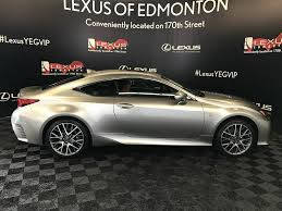 lexus rc 300 vs rc 350 pre owned 2017 lexus rc 300 demo unit f sport series 1 2 door