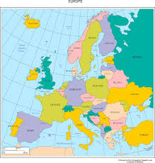 Europe Capitals Map by Europe Capitals Thinglink