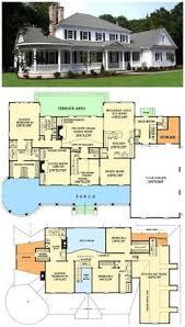 Farmhouse Architectural Plans Plan 51758hz Three Bed Farmhouse With Optional Bonus Room Bonus