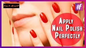 how to do manicure at home dry manicure tutorial video dailymotion