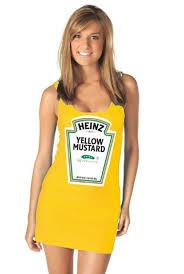 amazon com heinz ketchup u0026 mustard juniors tank dress clothing