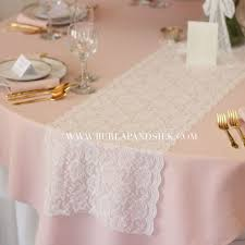 Navy Blue Lace Table Runner Wholesale Cloth Napkins Wholesale Tablecloths Wedding Table
