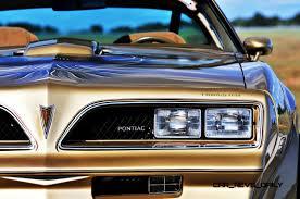 Pontiac Trans Am Pics Pontiac Firebird Trans Am Y88 Se Gold Edition