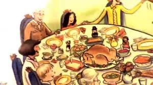 happy thanksgiving curious george storytime
