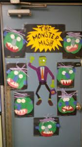 Preschool Halloween Crafts by 53 Halloween Door Decorations For Preschool Door Decorations