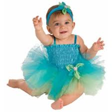 Infant Mermaid Halloween Costume Baby Blue U0026 Green Tutu Costume Green Tutu Baby Blue Tutu