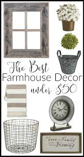Vintage Decorations For Home by The Best Farmhouse Decor Under 50 Internet Farmhouse Style And