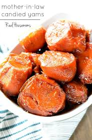 Thanksgiving Yam Recipes Mother In Law Candied Yams Recipe Candy Yams