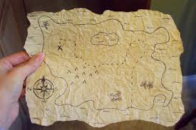How To Make A Map Raising Leafs Make It Monday Treasure Map