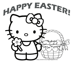 easter coloring pages free religious bunny printable online easter