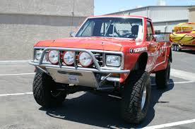 prerunner truck bangshift com money no object this 1983 ford ranger prerunner