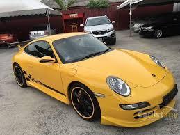 2005 porsche 911 s porsche 911 2005 s 3 8 in selangor automatic coupe yellow