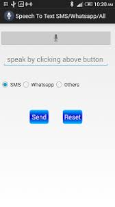 speech to text for sms whatsap android apps on google play