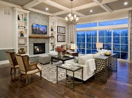Paint Ideas For Dining Room With Chair Rail by Coffered Ceiling Paint Color The Walls Above Chair Rail Are