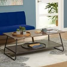 ink ivy blaze brown triangle wood side table ink ivy blaze brown triangle wood coffee table 40wx27dx17 125h