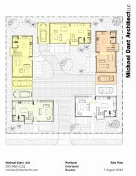 Colonial Homes House Plans Elegant Spanish Courtyard House Plans