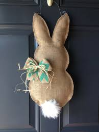 bunny decorations 32 best diy easter decorations and crafts for 2018