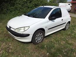 peugot 206 peugeot 206 van 2004 53 1 4 hdi full mot just serviced very