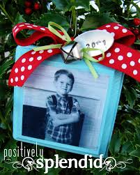 photo christmas list ornament tutorial positively splendid