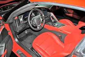 corvette stingray 2014 interior 2013 detroit 2014 chevrolet corvette stingray interior driver