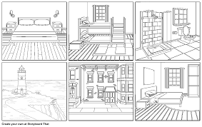 coloring pages storyboard by carolinebradford