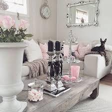 Pink Living Room Ideas Grey And Pink Living Room Adenauart Com