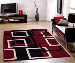 5 X7 Area Rug Sweet Home Stores Clifton Collection Modern Boxes Design Area Rug