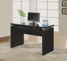 Modern Black Computer Desk Choose Modern Black Computer Desk