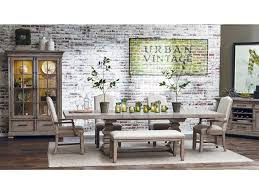 Trestle Dining Room Table by Webster Street Trestle Dining Table With Square Turned Pedestal