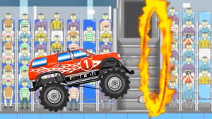 bigfoot presents meteor and the mighty monster trucks learn numbers and colors with monster trucks monster truck