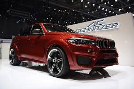 cars bmw x6 german tuner ac schnitzer unveils falcon x6 package for bmw x6