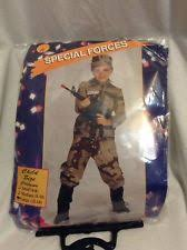 Boys Military Halloween Costumes Special Forces Uniform Army Military Camo Kids Boys Halloween