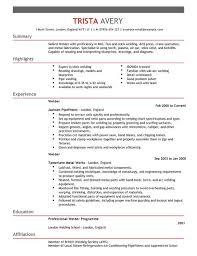 Construction Job Description For Resume by Pipe Welder Job Description For Resume Xpertresumes Com