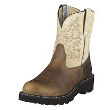 womens ariat fatbaby boots size 11 ariat womens fatbaby cowboy boots earth bone 10005914