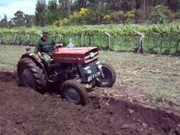 tractor massey ferguson 135 youtube